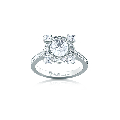Ring of the Goddess of Ice