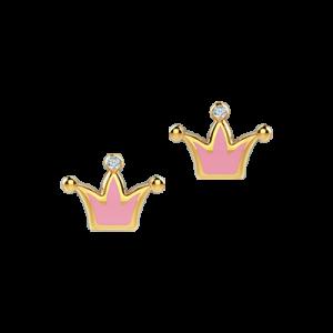 Crown Diamond Pink